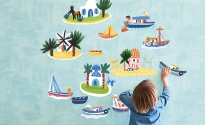 picturebook-wall-stickers-02 Kollection Inspirationen