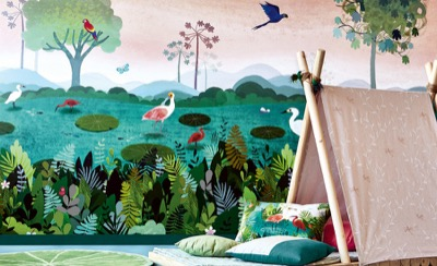 picturebook-wallcoverings-00 Kollection Inspirationen